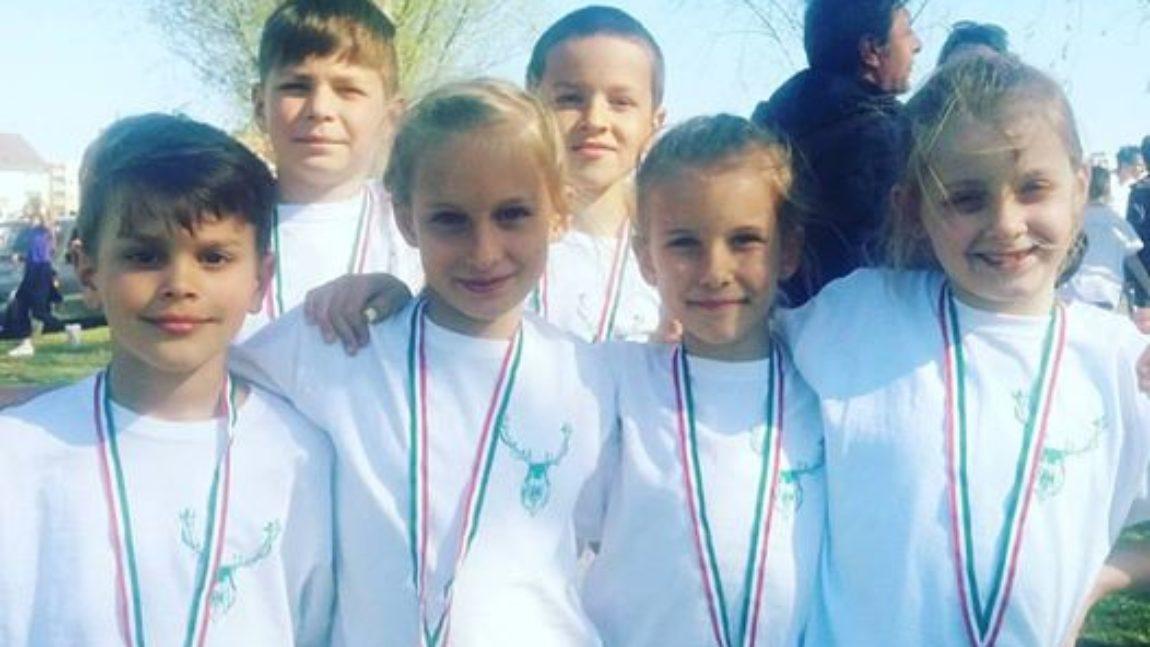 Megyei futóverseny döntő