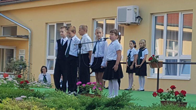 Tanévnyitó ünnepély 2017.09.01.