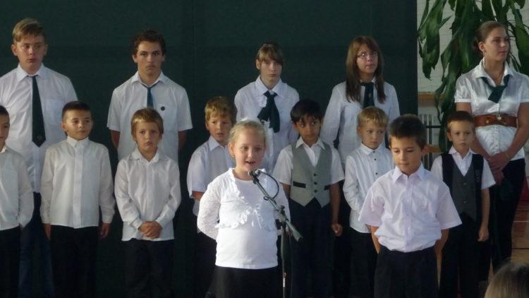 Széchenyis diákká avatás